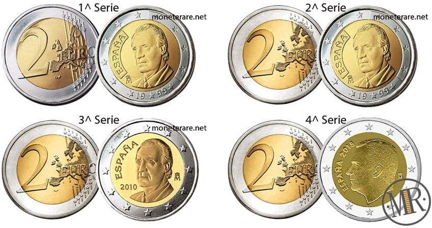 2 Euro Spagna