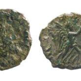 Trovata rara moneta romana con Laeliano in Inghilterra