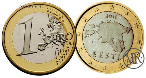 1 Euro Estonia