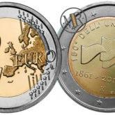 2 Euro Italia 2011