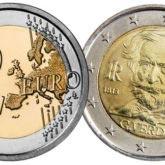 2 Euro Italia 2013 Verdi