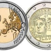 2 Euro Italia 2016 Plauto