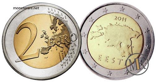 2 Euro Estonia