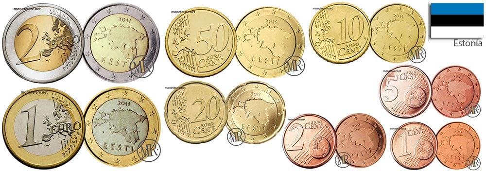 Euro Estonia