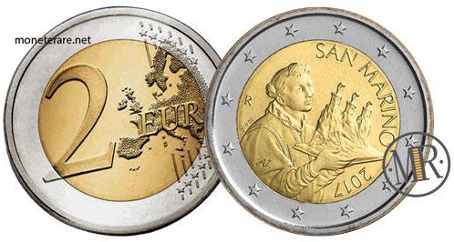 2 Euro della repubblica di san marino Terza Serie