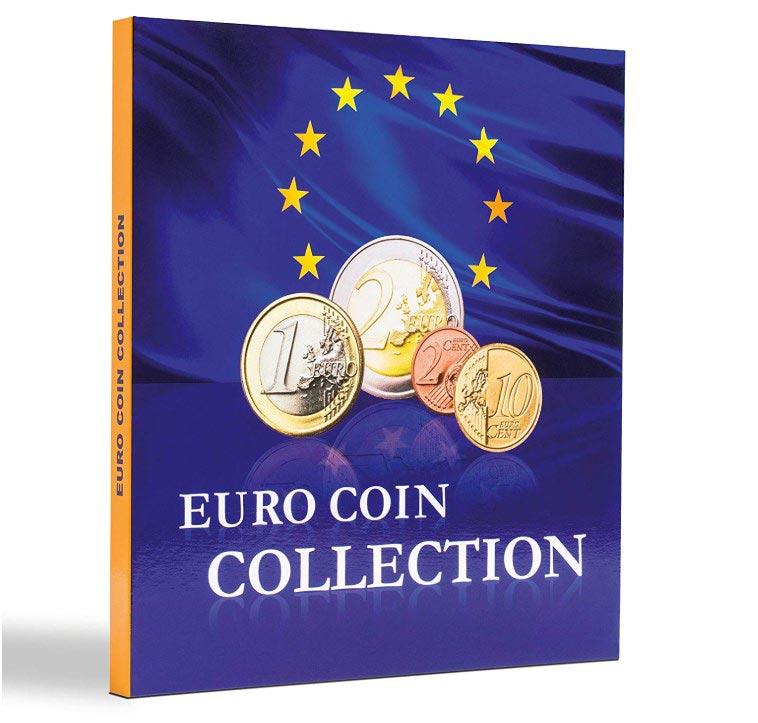 Raccoglitore Monete per Euro Collezione