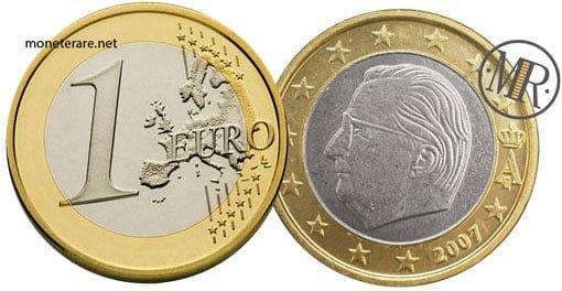 1 Euro Euro Belgio Seconda Serie