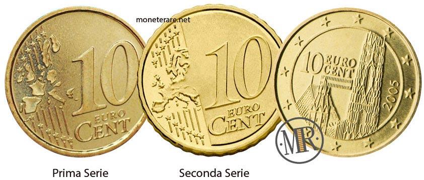 10 Centesimi Euro Austria