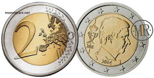 2 Euro Euro Belgio Quarta Serie