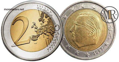2 Euro Euro Belgio Seconda Serie