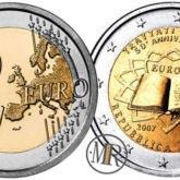 2 Euro Italia 2007