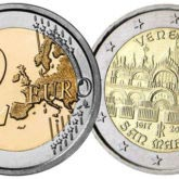 2 Euro Italia 2017 Venezia