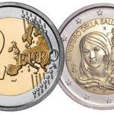 2 Euro Italia 2018 Ministero Salute