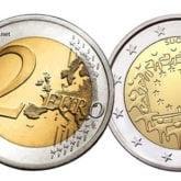 2 Euro Slovenia 2015 – 30° Anniversario della Bandiera Europea