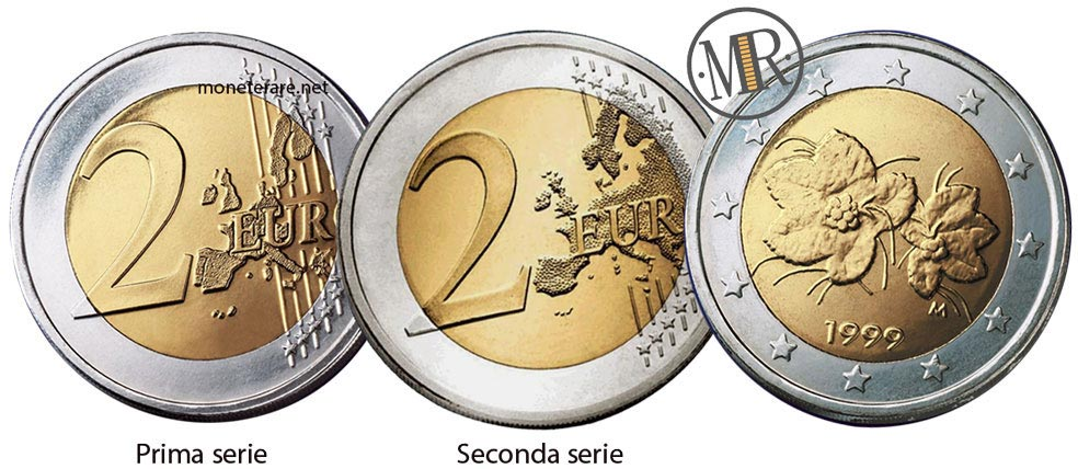 2 Euro Finnish Coin from finland