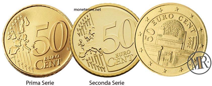 50 Centesimi Euro Austria