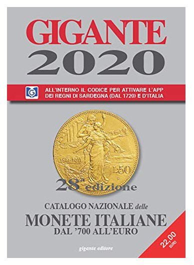 catalogo monete gigante 2020