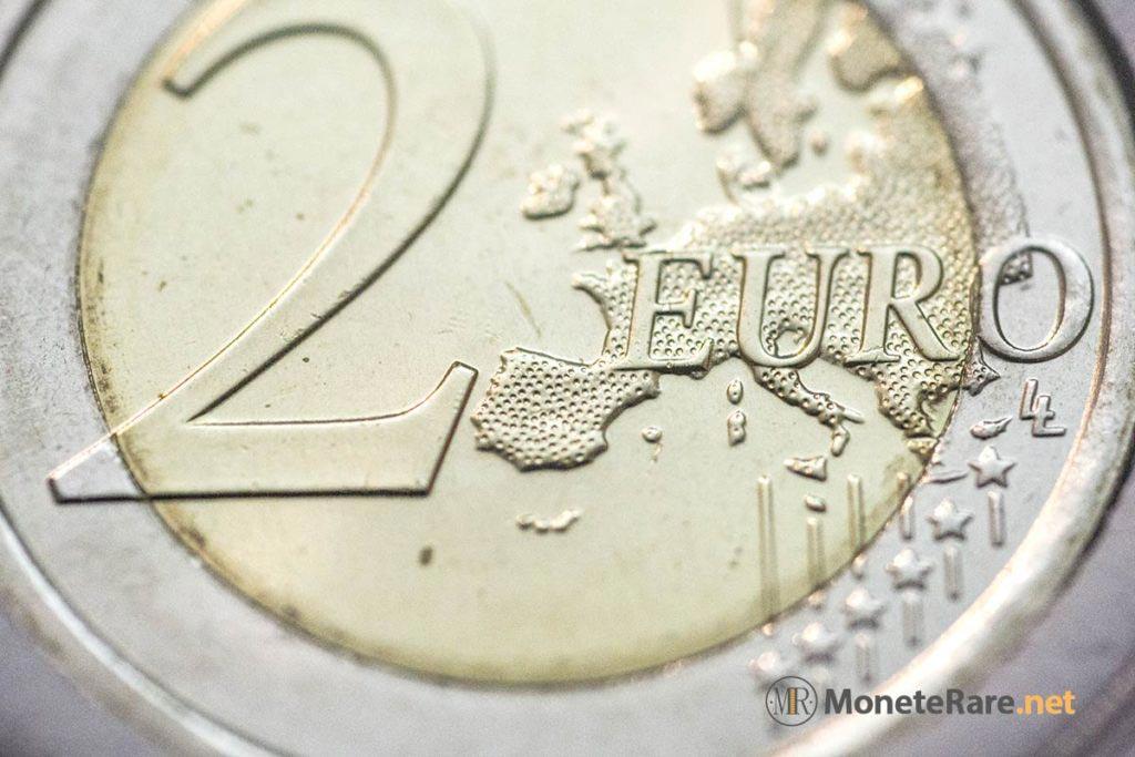 Riconoscere monete da 2 euro falsi