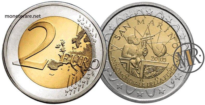2 Euro i San Marino 2005