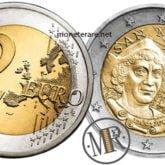 2 Euro San Marino 2006 Colombo