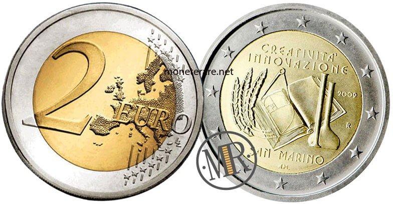 2 Euro San Marino 2009