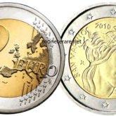 2 Euro San Marino 2010 Botticelli