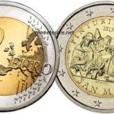 2 Euro San Marino 2013 Pinturicchio