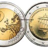 2 Euro San Marino 2015 Germania
