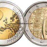 2 Euro San Marino 2017 Giotto
