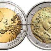 2 Euro San Marino 2019 Filippo Lippi