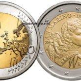 2 Euro San Marino 2019 Leonardo