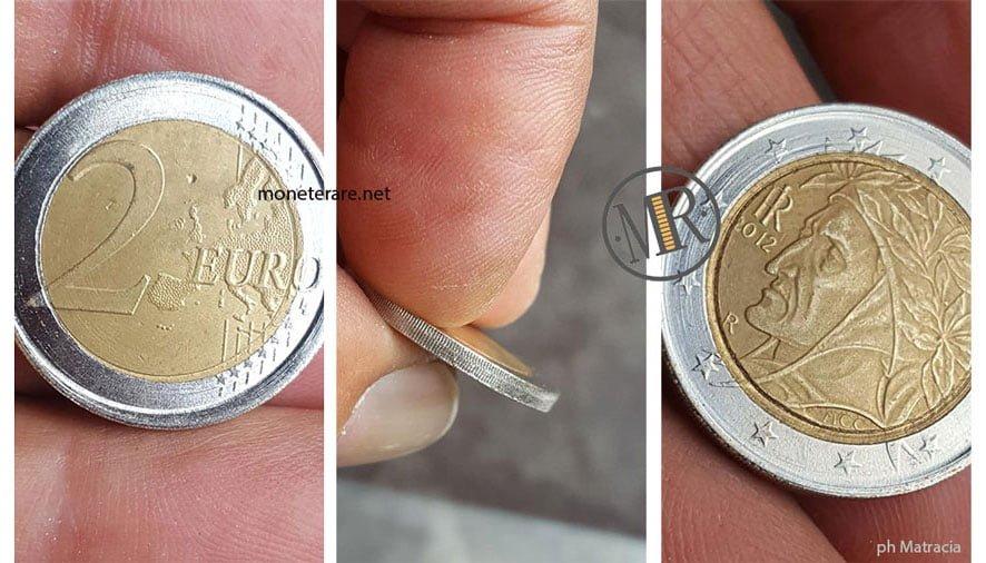 2 Euro Falsi MoneterareNet