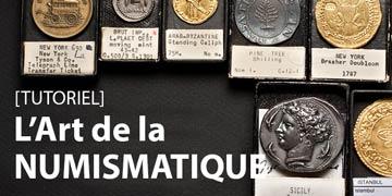 art-de-la-numismatique