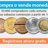 Subastas de Monedas online: Cómo funciona Catawiki?