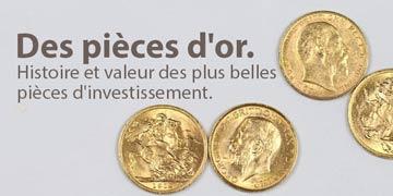 des-pièces-d-or-d'investissement