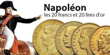 napolèon-pièces-de-monnaie