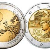 2 Euro Austria 2018 Repubblica d'Austria