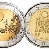 2 Euro Francia 2008 – Presidenza del Consiglio Unione Europea