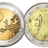 2 Euro Francia 2010 – Generale De Gaulle