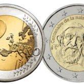 2 Euro Francia 2012 - 100° anniversario nascita dell'Abbé Pierre