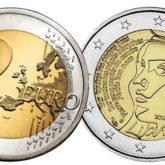 2 Euro Francia 2015 - 225° anniversario Festa della Federazione