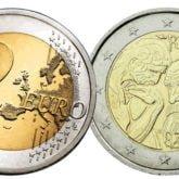 2 Euro Francia 2017 - 100° anniversario morte di August Rodin