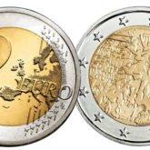 2 Euro Francia 2019 - 30° anniversario caduta del muro di Berlino