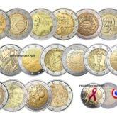 2 Euro Commemorativi Francia
