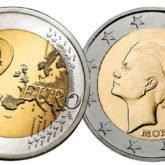 2 Euro Monaco 2007 - 25° anniversario morte principessa Grace Kelly