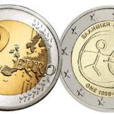 2 Euro Grecia 2009 One
