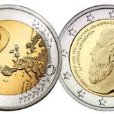 2 Euro Grecia 2013 Platone