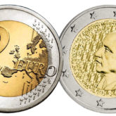 2 Euro Grecia 2016 Mitropoulos