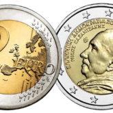 2 Euro Grecia 2017 Kazantzakis