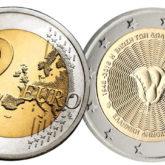 2 Euro Grecia 2018 Dodecaneso